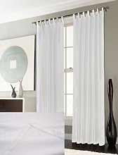 Gardinenbox 20510 Thermal Tab-Top Curtain Polar