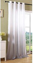 Gardinenbox Curtain Opaque Colour Gradient Scarf