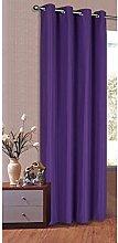 Gardinenbox Curtain opaque scarf with micro satin