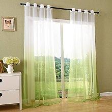 Gardinenbox Eyelet curtain transparent colour