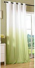 Gardinenbox Lined Curtain Curtain Loops Micro