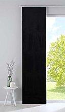 Gardinenbox Milano Blackout Panel Curtain Sliding