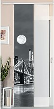 Gardinenbox Sliding/Panel Curtain, Wild Silk