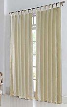 Gardinenbox Thermal Curtain with Polar Fleece