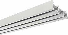 Gardinia Guide for Panels, Aluminum, White, 160