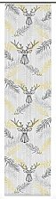 Gardinia Winter Panel Curtain, Elk, 60 x 245