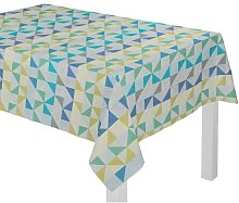 Gareth Tablecloth Mikado Living Size: 120cm W x