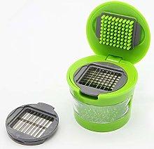 Garlic Press Kitchen Accessories Pressing