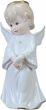 Garneck Ceramic Little Angel Figurine Porcelain