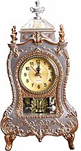 Garneck Mantel Clock Battery Operated Archaistic