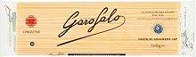 Garofalo Linguine Dry Pasta, wheat, 500 gram