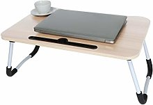Garonare Desk, Lazy Laptop Table Small Laptop Bed