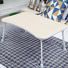 Garonare Foldable Laptop desk, Portable Laptop Bed