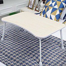 Garonare Laptop Table Lazy Bed Folding Table,