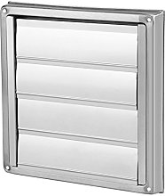 Garosa 100MM Air Vent Duct Grill Stainless Steel