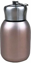 Garretlin 300ml Vacuum Flask Stainless Steel Mini