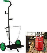 Gas Cylinder Dolly, 5 & 11 kg Propane Tank Hand