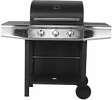 Gas Grill BBQ Grill Stainless Steel LPG Gas Grill