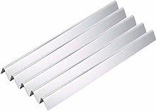 Gas Heat Plate, 5Pcs Grill Heat Plate Flexible