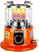Gas Heater Portable Adjustable Heating Stove for