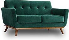 Gast 2 Seater Loveseat Sofa Corrigan Studio