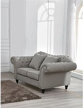 Gastonville 2 Seater Chesterfield Sofa