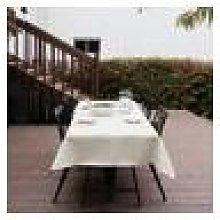 Gathre - Tablecloth - Blanc - 137x305cm