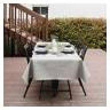 Gathre - Tablecloth - Pewter - 137x305cm
