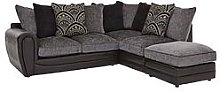 Gatsby Right Hand Single Arm Corner Chaise Sofa +