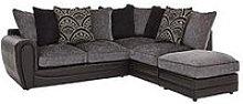 Gatsby Right Hand Single Arm Corner Chaise Sofa +