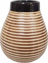 Gaucho Bruno Large Ceramic Yerba Mate Cup -