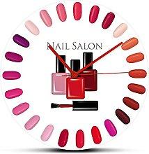 GAVA Kitchen clock Beauty Salon Nail Polish