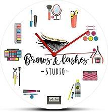 GAVA Kitchen clock Make-up Cosmetic Tools Acrylic