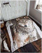 Gaveno Cavailia 3D Animal Printed Wolf Wildlife