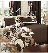 GAVENO CAVAILIA Easy Care Grandeur Duvet Cover,