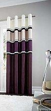 Gaveno Cavailia Eyelet Panama Door Curtain