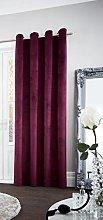 Gaveno Cavailia Eyelet Riviara Door Curtain