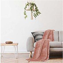 GAVENO CAVAILIA Faux Fur Sofa Bed Mink Blanket,