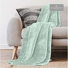 Gaveno Cavailia Faux Fur Throw Sofa Bed Mink