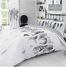 Gaveno Cavailia Feathers White Luxurious Matching
