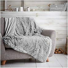 Gaveno Cavailia Hugg and Snugg Teddy Fleece Sofa
