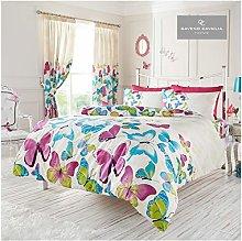 GAVENO CAVAILIA Luxury Butterfly Duvet Cover,