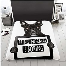 Gaveno Cavailia Premium 3D Animal Printed Bull Dog