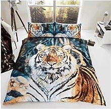 GAVENO CAVAILIA Premium 3D Wild Animal Bedding