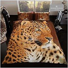GAVENO CAVAILIA Premium 3D Wildlife Animal Print