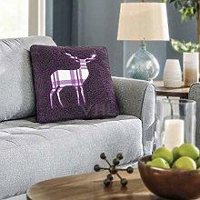 Gaveno Cavailia Soft & Cosy Teddy Stag Embroidery