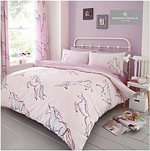 Gaveno Cavailia Star Unicorn Duvet Set Double