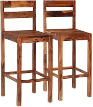 Gavyn Bar Stool Union Rustic