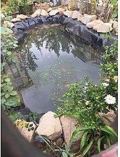 GAXQFEI 0.3Mm PVC Pond Liner Waterproof Tarpaulin