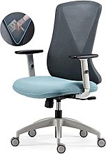 GAXQFEI Backrest Computer Swivel Chair, Sedentary